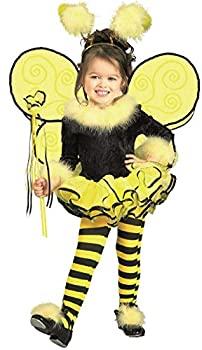 レディースファッション, その他 (4-6) - Rubies Costume Co Bumblebee Deluxe Child Costume Size Small