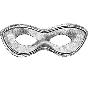 【中古】【輸入品・未使用未開封】Game ReadyチームSpiritパーティースーパーヒーローマスクアクセサリー、シルバー、ファブリック、2?