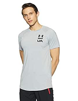 【中古】【輸入品・未使用未開封】[アンダーアーマー] MK-1 ショートスリーブロゴグラフィック(トレーニング/Tシャツ) 1320825 メンズ OVC/BLK 日本 XXL (日本サイズ2L相当)