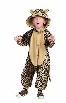 レディースファッション, その他 RG Costumes 40473 Lux The Leopard Toddler Costume