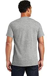 【中古】【輸入品・未使用未開封】Gildan メンズ G2000 ウルトラコットン 大人用 Tシャツ 2枚パック US サイズ: 3X-Large カラー: ベージュ