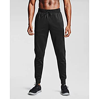 レディースファッション, その他 Under Armour Mens Armour Fleece Joggers Black (001)Black 4X-Large Tall