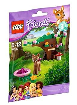 【中古】【輸入品・未使用未開封】レゴ (LEGO) フレンズ バンビとグリーンフォレスト 41023画像
