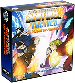【中古】【輸入品・未使用未開封】Sentinel Tactics: The Flame of Freedom画像