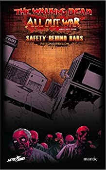 【中古】【輸入品・未使用未開封】Safety Behind Bars - The Walking Dead All Out War Miniatures Game Exp.画像