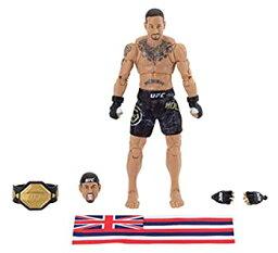 【中古】【輸入品・未使用未開封】UFC アルティメットシリーズ 限定版 マックスホロー 6インチ コレクターアクションフィギュア - ヘッドとグローブドハンド ファイトショーツ ベ