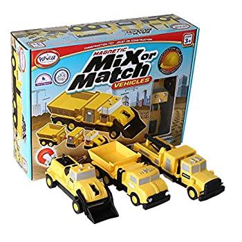 【中古】【輸入品・未使用未開封】Mix or Match: Construction Vehicles(R) Set画像