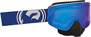 【中古】【輸入品・未使用未開封】Dragon NFX ゴーグル ブルー/ホワイト スプリット W/Blue ION.レンズ画像