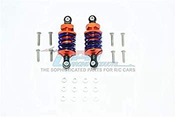 おもちゃ, その他 RC Aluminum Front Or Rear Spring Dampers (47mm) For 1:10 RC Cars - 1Pr Set Orange