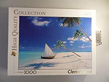 【中古】【輸入品・未使用未開封】Maldive Islands 1000ピースジグソーパズルMade by Clementoni by Clementoni画像