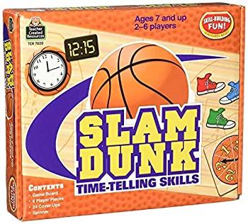 【中古】【輸入品・未使用未開封】Teacher Created Resources Slam Dunk Game (OS 7820) [並行輸入品]画像