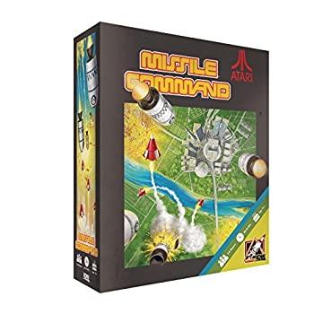 【中古】【輸入品・未使用未開封】IDW Games Atari's Missile Command Strategy Board Game [並行輸入品]画像