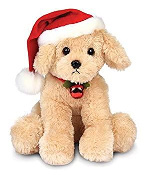 【中古】【輸入品・未使用未開封】Bearington Santa's Lil' Buddy Musical Animated Holiday Stuffed Animal Toy Dog%カンマ% 13%ダブルクォーテ% [並行輸入品]画像