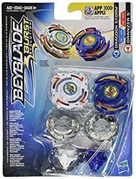 おもちゃ, その他 Beyblade Burst Evolution Dual Pack Dragoon Storm and Dranzer S