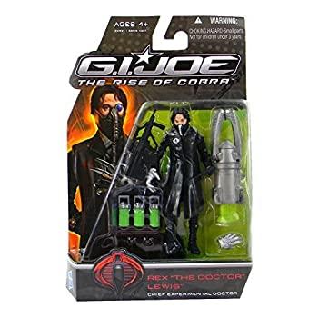 【中古】【輸入品・未使用未開封】G.I. Joe The Rise of Cobra%カンマ% Movie Action Figure%カンマ% Rex %ダブルクォーテ%The Doctor%ダブルクォーテ% Lewis (Chief Experimental Doctor)%カンマ% 3.画像