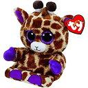 【中古】【輸入品・未使用未開封】TY Beanie Boos - Peek-A-Boos Phone Holder - Jesse The Giraffe [並行輸入品]