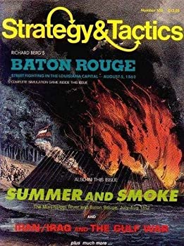 【中古】【輸入品・未使用未開封】WWW: Strategy & Tactics Magazine #133%カンマ% with Baton Rouge Board Game [並行輸入品]画像