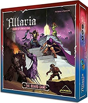 【中古】【輸入品・未使用未開封】Altaria: Clash Of Dimensions - Board Game [並行輸入品]画像