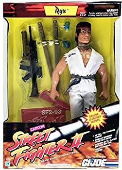 【中古】【輸入品・未使用未開封】G.I. Joe Street Fighter II Ryu 12