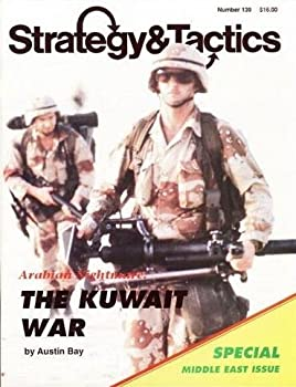 【中古】【輸入品・未使用未開封】WWW: Strategy & Tactics Magazine #139%カンマ% with Arabian Nightmare%カンマ% the Kuwaiti War%カンマ% Board Games [並行輸入品]画像