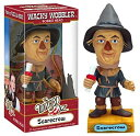 【中古】【輸入品・未使用未開封】Funko Wizard of Oz: Scarecrow Wacky Wobbler [並行輸入品]