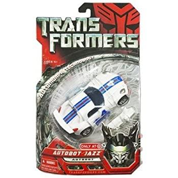 おもちゃ, その他 Transformers Movie Hasbro Exclusive Deluxe Action Figure Jazz G1 Colors