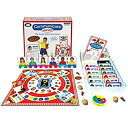 【中古】【輸入品・未使用未開封】Communicate Junior Social Skills Pizza Party Board Game - Super Duper Educational Learning Toy for Kids [並行輸入品]