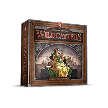 おもちゃ, その他 Capstone Games Wildcatters Game