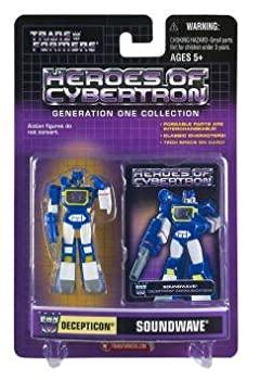 おもちゃ, その他 Transformers Heroes of Cybertron G1 Collection Soundwave Figure