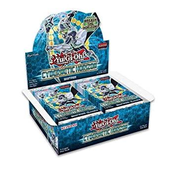 おもちゃ, その他 Yu-Gi-Oh KONCYHO Cybernetic Horizon Booster Game Display Box