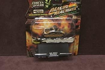 おもちゃ, その他 Forces Of Valor Macho Machines U.S. M4A1 Sherman Diecast Tank by Unimax