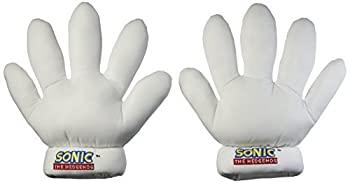おもちゃ, その他 GE Animation Great Eastern GE 8805 Sonic The Hedgehog Stuffed Plush Gloves 11 White