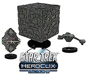 【中古】【輸入品・未使用未開封】Star Trek HeroClix: Tactics Series III: Starter Set by WizKids [並行輸入品]画像