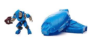 【中古】【輸入品・未使用未開封】Mega Bloks Halo Drop Pod Metallic Blue Elite Toy Figure [並行輸入品]画像