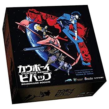 【中古】【輸入品・未使用未開封】Jasco Games Cowboy Bebop Boardgame Boogie [並行輸入品]画像