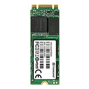 【中古】【輸入品・未使用未開封】Transcend SSD M.2 2260 512GB SATA III 6Gb/s TS512GMTS600