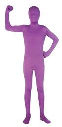 【中古】【輸入品・未使用未開封】Purple Skin Suit Child Costume 紫色の皮のスーツの子供の衣装♪ハロウィン♪サイズ:Medium (8-10)