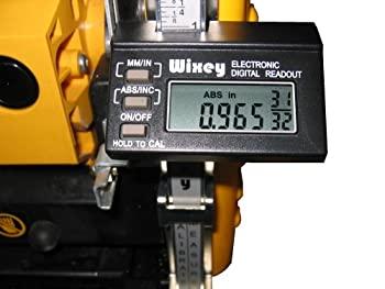 インテリア・寝具・収納, その他 Wixey WR510 Digital Planer Readout