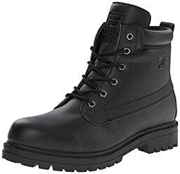 【中古】【輸入品・未使用未開封】Fila メンズ エッジウォーター 12 ブーツ US サイズ: 10.5 カラー: ブラック
