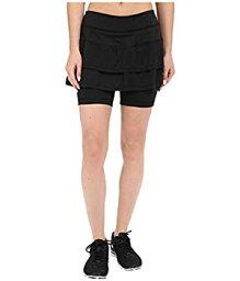 【中古】【輸入品・未使用未開封】Skirt Sports レディース カスケードスカート L ブラック