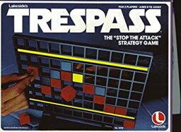 【中古】【輸入品・未使用未開封】Trespass The Stop the Attack Strategy Game