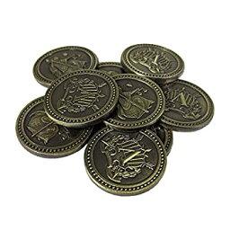 【中古】【輸入品・未使用未開封】ファンタジーコイン コロニアルゴールド