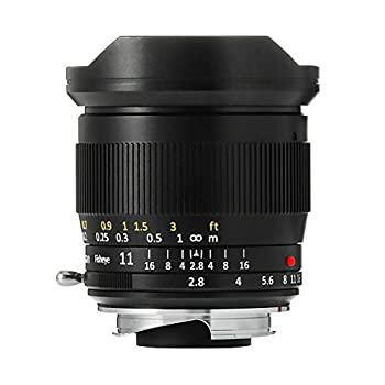 カメラ・ビデオカメラ・光学機器, カメラ用交換レンズ TTArtisans 11mm F2.8 Leica L