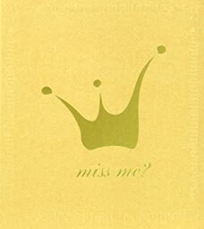 【中古】【輸入品日本仕様】Crown J 2集 - Miss Me?(韓国盤)