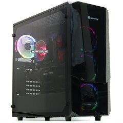 【中古】美品ゲーミングPC自作機GeForceRTX2080Ryzen93900X3.8GHz12コア24スレッドメモリ16GB新品NVMeSSD512GBWindows10LibreOffice中古パソコンデスクトップ本体ゲームパソコンゲーム用eスポーツメモリ増設対応!