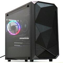 【中古】美品ゲーミングPC自作機GeForceRTX2070SuperRyzen53600X3.8GHz6コアメモリ16GB新品NVMeSSD512GBWindows10中古パソコンデスクトップ本体ゲームパソコンゲーム用eスポーツメモリ増設対応!