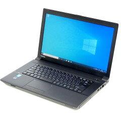 【中古】おまかせノートパソコン第四世代Corei58GBSSD256GB15.6インチDVDマルチWindows10LibreOffice無線LANワイヤレスマウス