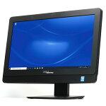 【中古】新品SSDメモリ8GBDELLデルOPTIPLEX3030All-in-OneCorei54590S4コアWindows1019.5インチLibreOffice無線LANWebカメラ中古パソコン一体型PCデスクトップ