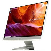【中古】フレームレスASUSVivoAiOV241ICGK第8世代Corei54コア8スレッドメモリ8GBHDD1TBWindows1023.8インチLibreOffice無線LANWebカメラBluetooth中古パソコンデスクトップ本体