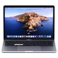 【中古】AppleMacBookPro2016TouchBarThunderbolt3×413.3インチRetinaCorei56267U2.9GHzメモリ8GBSSD256GBWebカメラOS変更オプションありテレワークMLH12J/AA1706スペースグレイ